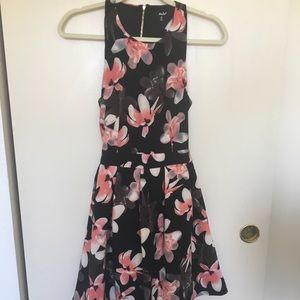 Papaya Floral Dress Juniors size S
